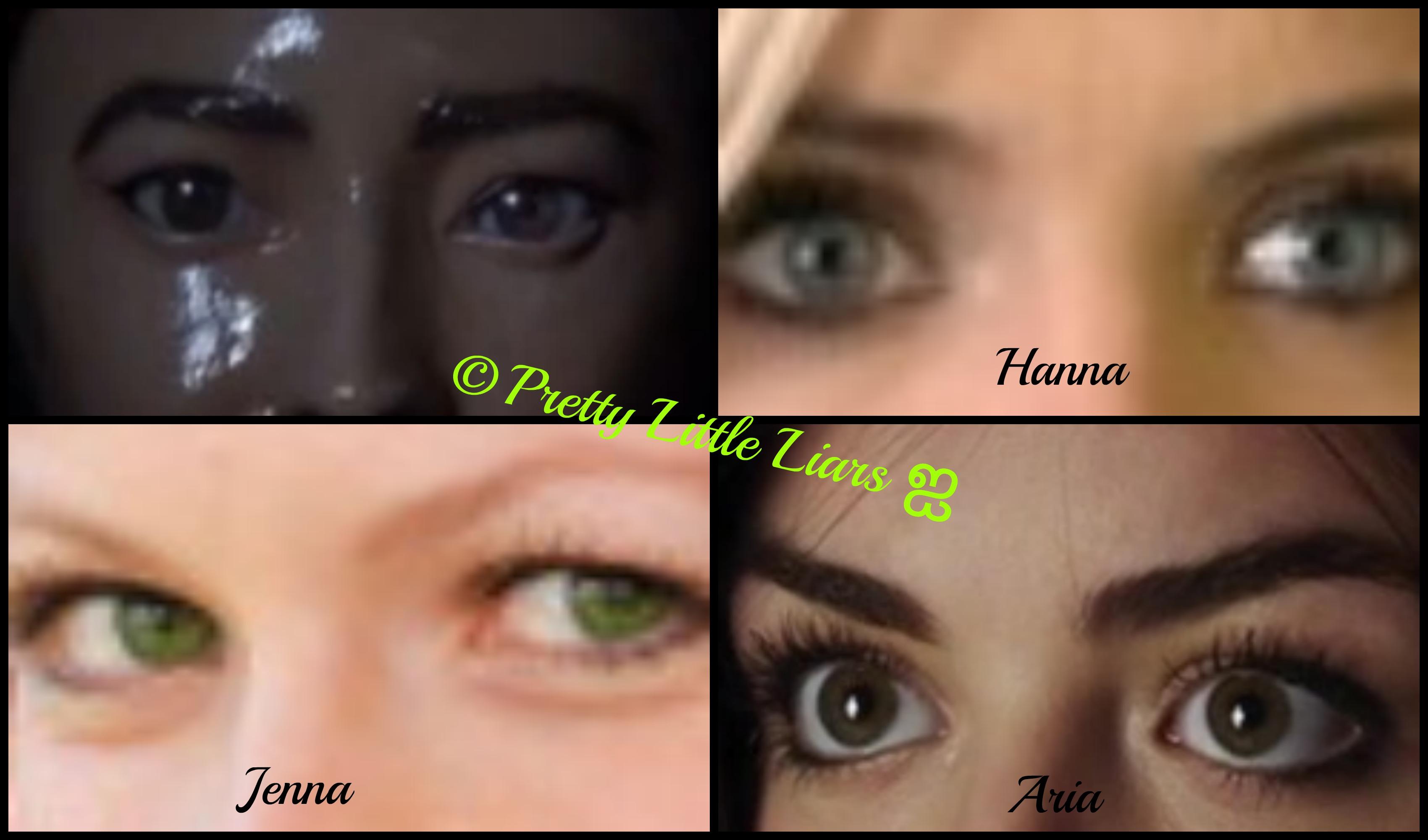 Gli occhi sono lo specchio dell 39 anima pretty little liars - Occhi specchio dell anima ...